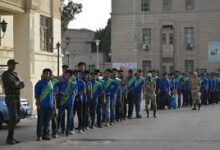 رابط موقع التربية العسكرية جامعة بني سويف