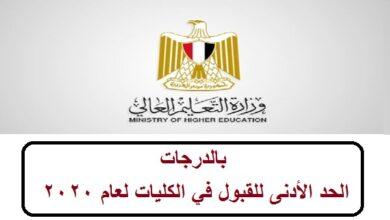 Photo of تنسيق المرحلة الاولى 2020.. موعد إرفاق الرغبات من خلال معامل الجامعات