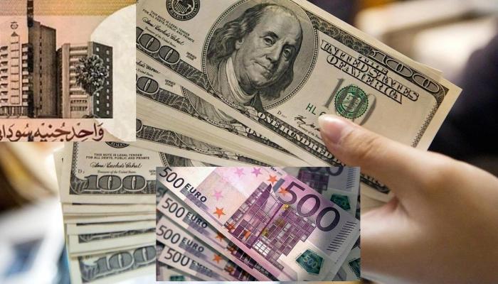 سعر الدولار واسعار العملات مقابل الجنيه السوداني اليوم الثلاثاء 11 اغسطس 2020 من السوق السوداء