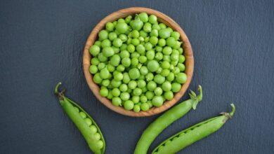 5 فوائد لإضافة البازلاء إلى نظامك الغذائي