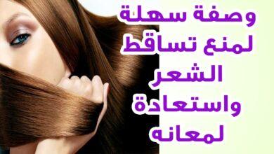 Photo of أفضل نظام غذائي لعلاج ومنع تساقط الشعر