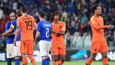 صورة موعد مباراة إيطاليا وهولندا اليوم 7-9-2020 في دوري الأمم الأوروبية