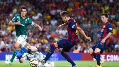 صورة موعد مباراة برشلونة وإلتشي السبت 19/9/2020 في كأس جوهان غامبر والقنوات الناقلة