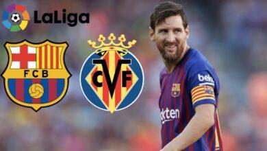 Photo of بث مباشر مشاهدة مباراة برشلونة وفياريال اليوم الأحد 27/9/2020 في الدوري الإسباني