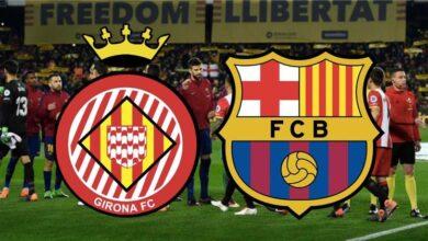 Photo of موعد مباراة برشلونة وجيرونا اليوم الأربعاء 16-9-2020 والقنوات الناقلة