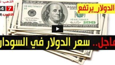 Photo of سعر الدولار و اسعار العملات الاجنبية مقابل الجنيه السوداني اليوم الإثنين 21 سبتمبر 2020 في السوق السوداء