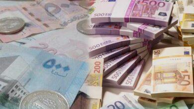 سعر صرف الدولار والعملات الاجنبية مقابل الليرة السورية