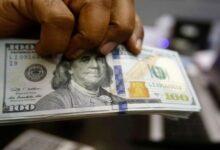 سعر الدولار الامريكي أمام الدينار الليبي