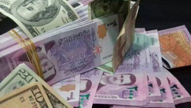 سعر الدولار في سوريا اليوم الأحد 13/9/2020 من السوق السوداء