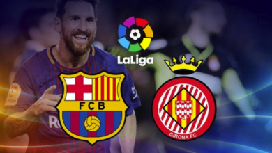 صورة بث مباشر مباراة برشلونة وجيرونا كورة لايف اليوم الأربعاء 16-9-2020