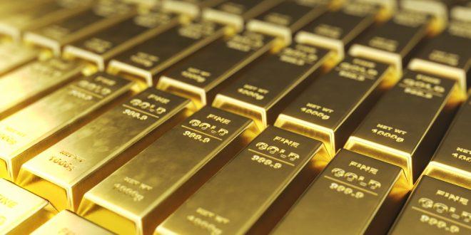 الذهب يصل إلى أعلى مستوى له في أسبوعين مع انخفاض الدولار