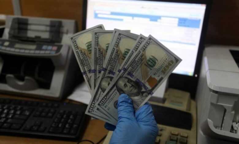 وزارة الاتصالات وتكنولوجيا المعلومات فحص 100 دولار