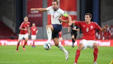 صورة بث مباشر | مشاهدة مباراة إنجلترا والدنمارك اليوم 14-10-2020 بدوري الامم الأوروبية