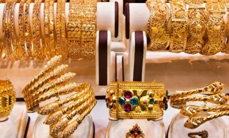 سعر جرام الذهب في سوق المشير اليو