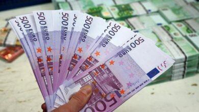 صورة سعر اليورو والدولار مقابل الدينار الجزائري في السوق السوداء اليوم الخميس 22/10/2020