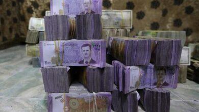 صورة ارتفاع سعر الدولار في سوريا مقابل الليرة السورية اليوم الثلاثاء 20/10/2020 في السوق السوداء