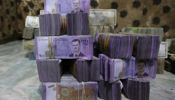 ارتفاع سعر الدولار في سوريا