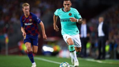 موعد مباراة برشلونة وديبورتيفو ألافيس
