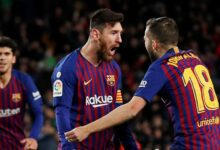 صورة القنوات المفتوحة الناقلة لمباراة برشلونة وألافيس اليوم السبت في الدوري الإسباني