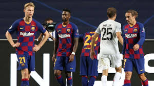 صورة بث مباشر مباراة برشلونة وألافيس اليوم السبت 31/10 في الدوري الإسباني