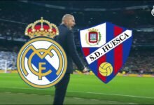 موعد مباراة ريال مدريد وهويسكا اليوم
