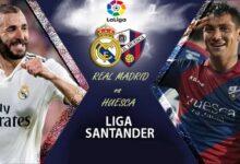 القنوات المفتوحة الناقلة لمباراة ريال مدريد وهويسكا
