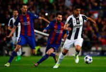 صورة معلق مباراة برشلونة ويوفنتوس اليوم الأربعاء في دوري أبطال أوروبا
