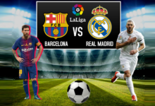 Photo of بث مباشر مشاهدة مباراة الكلاسيكو برشلونة وريال مدريد في الدوري الإسباني