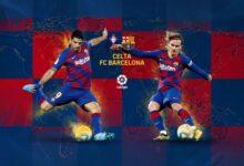 موعد مباراة برشلونة وسيلتا فيغو