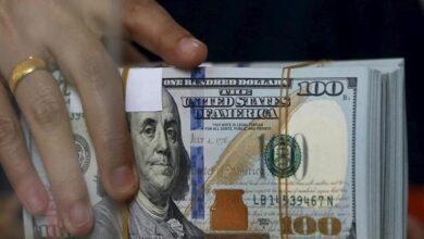 صورة سعر الدولار مقابل الليرة السورية صباح اليوم الثلاثاء 14/10/2020 في السوق السوداء