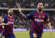 تشكيلة برشلونة الرسمية
