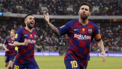 صورة تشكيلة برشلونة الرسمية ضد دينامو كييف اليوم بدوري أبطال أوروبا