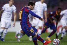 ملخص أهداف مباراة برشلونة