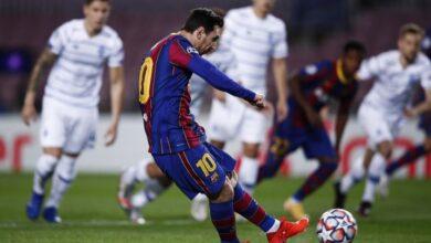 صورة فيديو .. ملخص أهداف مباراة برشلونة ودينامو كييف في دوري الأبطال