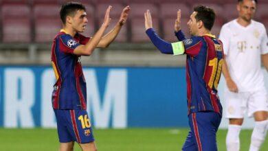 فيديو ملخص مباراة برشلونة