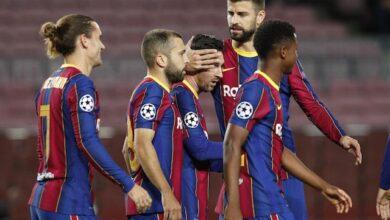 صورة تشكيلة برشلونة أمام ريال بيتيس في المباراة القادمة في الدوري الإسباني