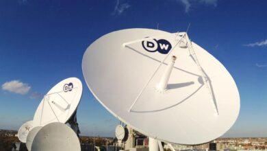 تردد قناة DW العربية