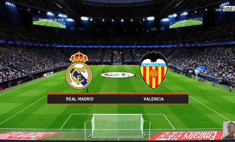 مشاهدة مباراة ريال مدريد