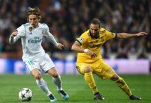 التشكيلة الرسمية لمباراة ريال مدريد وإنتر ميلان