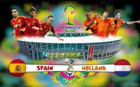 صورة تشكيلة إسبانيا وهولندا في المباراة الودية يوم الأربعاء