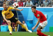 صورة مشاهدة مباراة بلجيكا وإنجلترا بث مباشر اليوم بالأحد في دوري الأمم الأوروبية