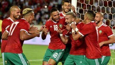 القنوات الناقلة لمباراة المغرب وإفريقيا الوسطى