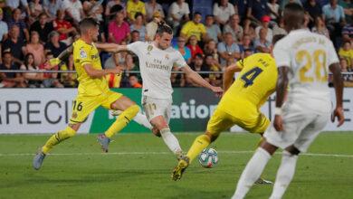 القنوات الناقلة لمباراة ريال مدريد وفياريال