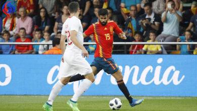تشكيلة إسبانيا المتوقعة أمام سويسرا