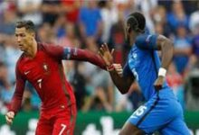 مشاهدة مباراة البرتغال وفرنسا