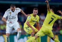 صورة تشكيلة ريال مدريد ضد فياريال المتوقعة في الدوري الإسباني اليوم السبت