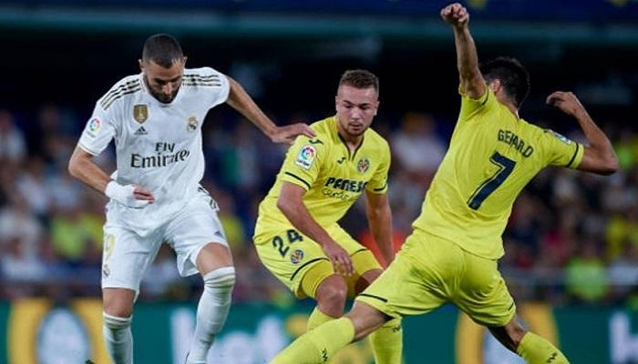 تشكيلة ريال مدريد ضد فياريال