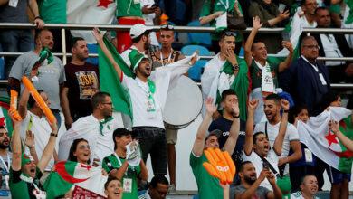 موعد مباراة الجزائر وزيمبابوي