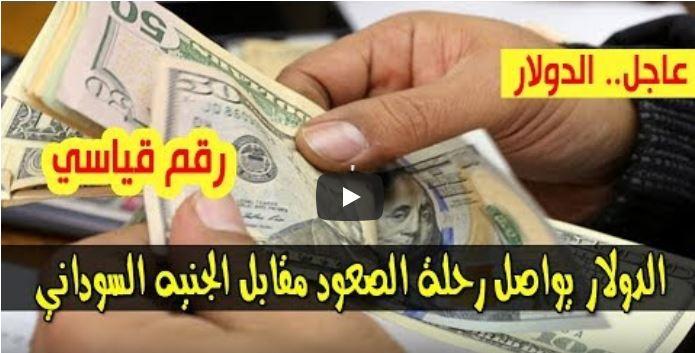 أسعار الدولار والعملات الأجنبية
