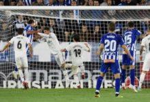القنوات المفتوحة الناقلة لمباراة ريال مدريد وألافيس